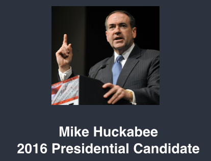 Huckabee 11Oct15