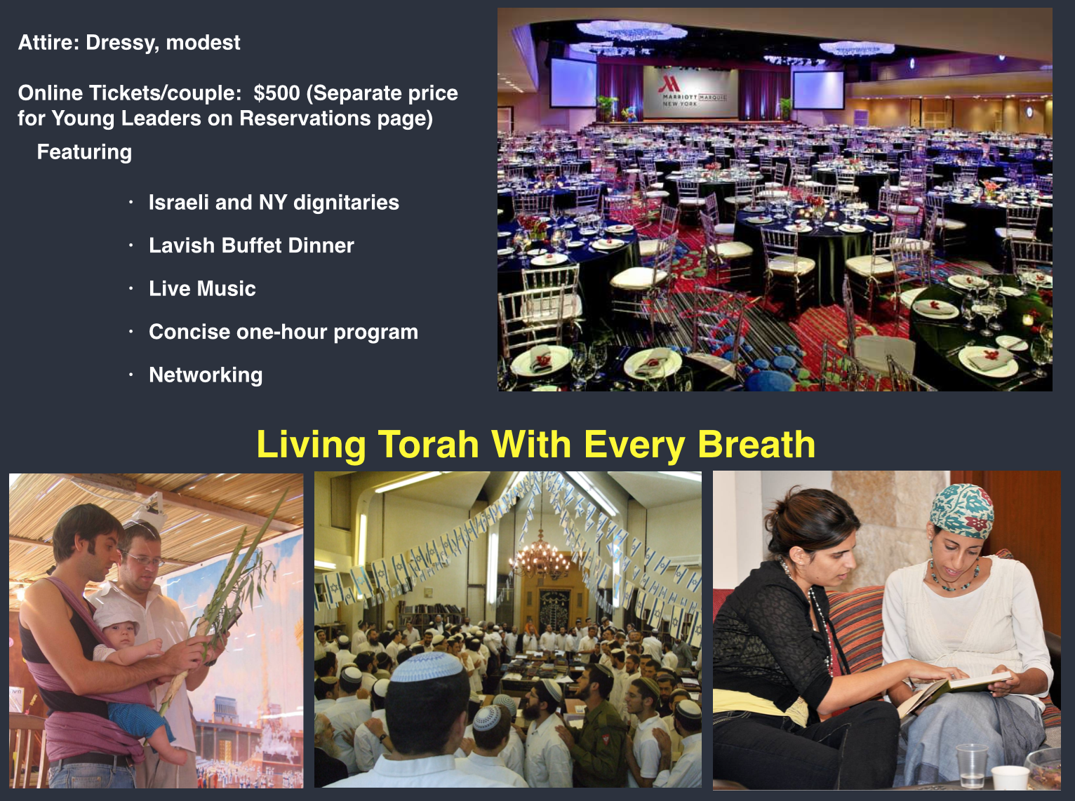 Living Torah With Every Breath 12Oct15